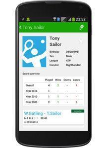 tennis math app